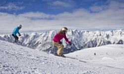 Skigebiet Hinterstoder Höss - © HIWU Mandl